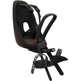 Thule Yepp Nexxt Mini siodełko dla dziecka Mocowanie przednie, czarny/brązowy